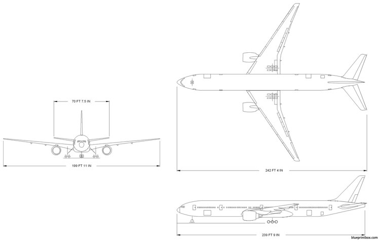 boeing 777 3 plans - aerofred