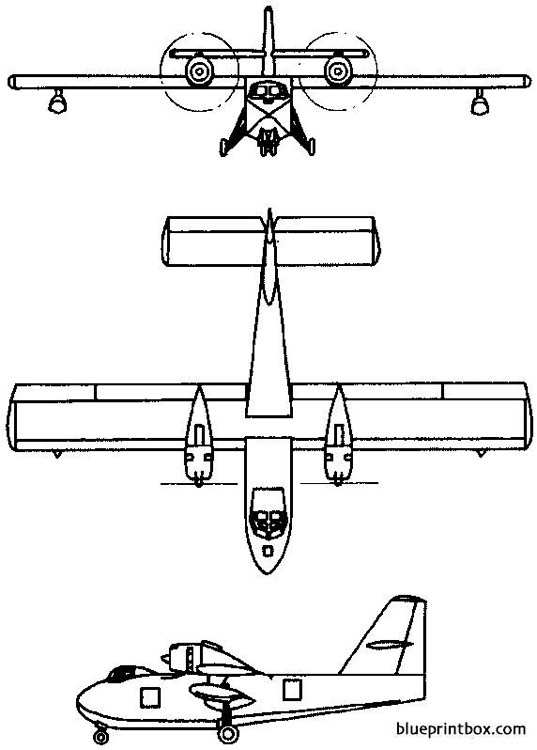 canadair cl 215 1967 canada model airplane plan