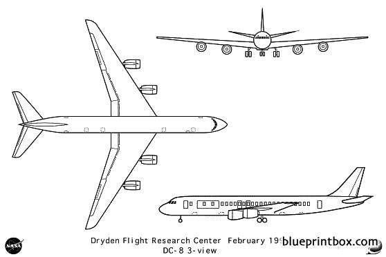dc 89 model airplane plan