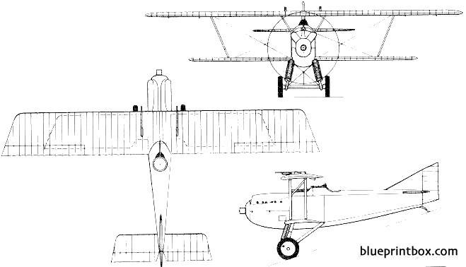 dewoitine d15 model airplane plan