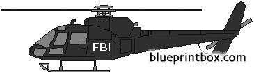 eurocopter as 550 fennec model airplane plan