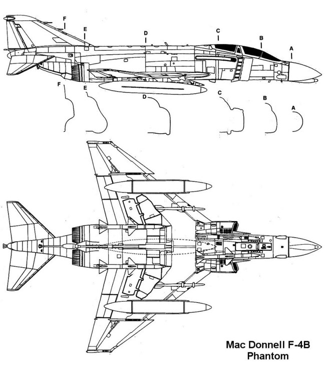 f4b 2 3v model airplane plan