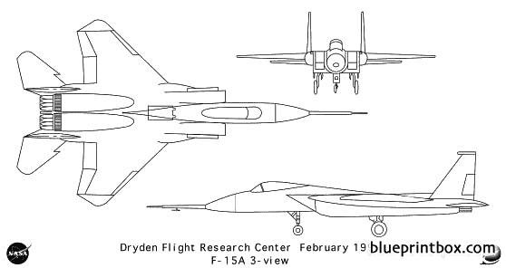 f 15a model airplane plan