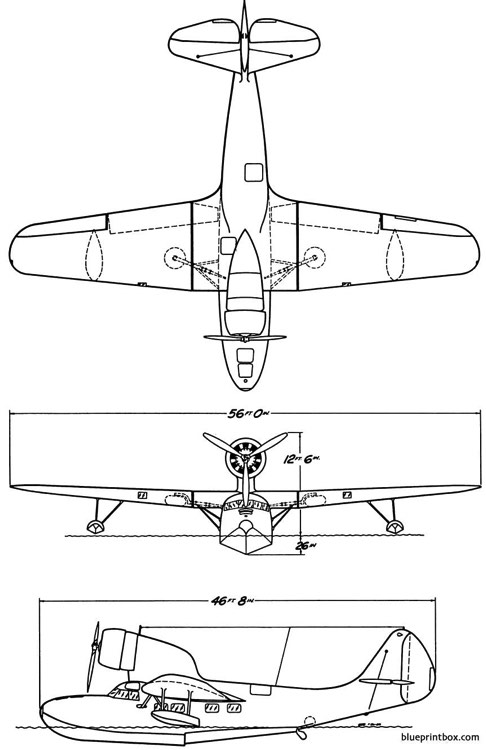 fairchild 91 2 model airplane plan