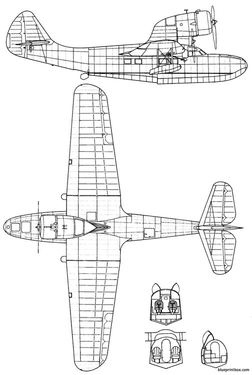 fairchild 91 6 model airplane plan