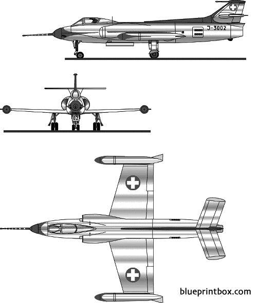 ffa p 16 fighter model airplane plan