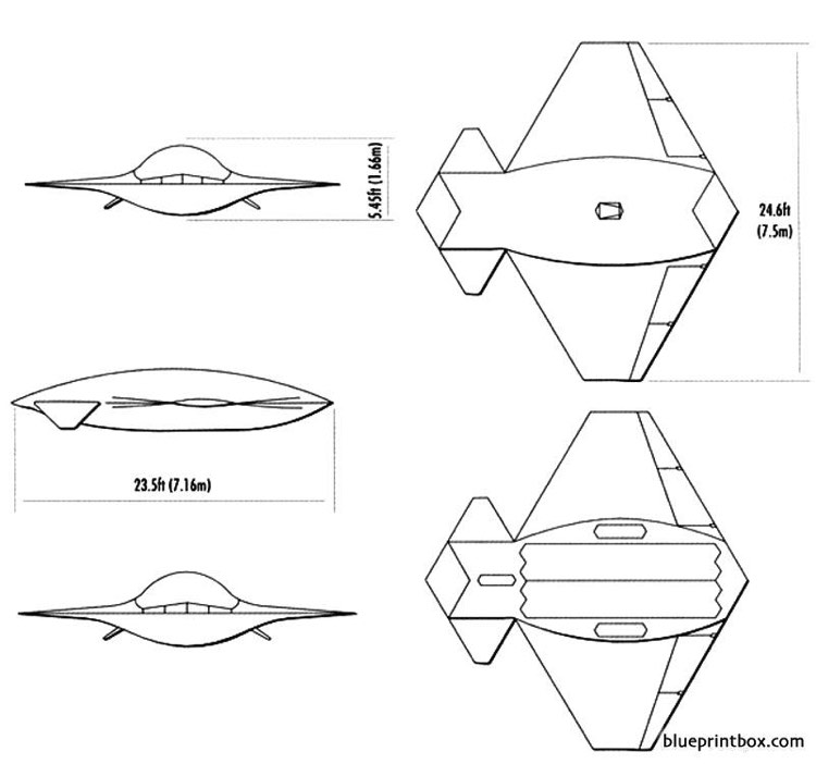 foas raf 2 model airplane plan