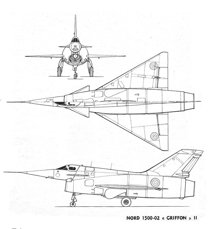 griffon 3v model airplane plan