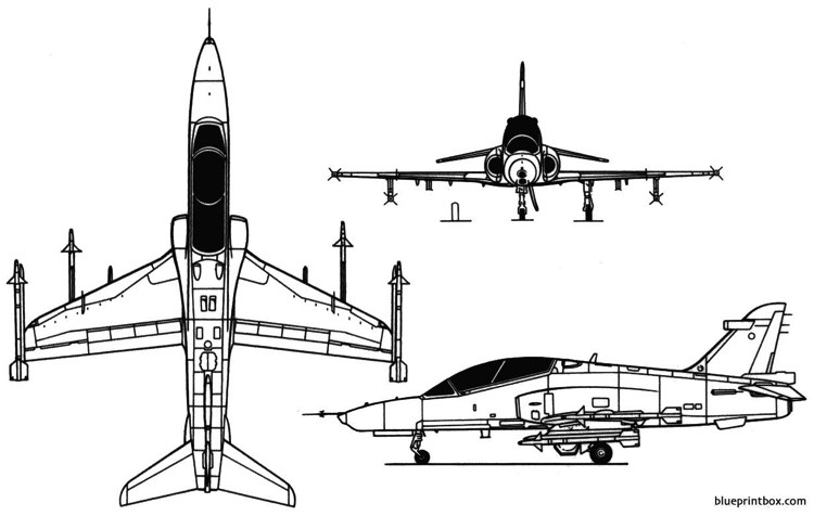 hawk 100 model airplane plan