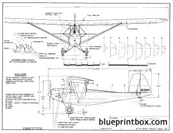 heathlnb 4 parasol 2 model airplane plan