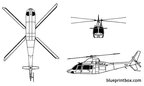 hirundo a 109 model airplane plan