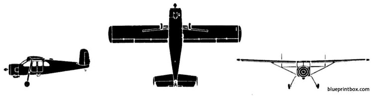 holste mh 1521m broussard model airplane plan