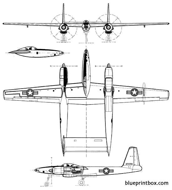 hughes xf 11 model airplane plan