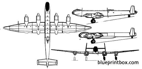 junkers ju 488 model airplane plan