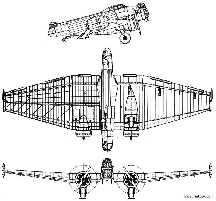 kalinin k 12 model airplane plan