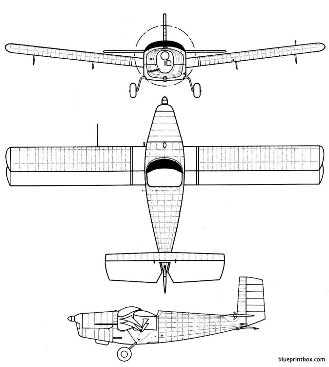 kellner bechereau e 5 model airplane plan