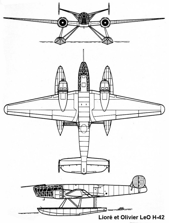 leoh42 3v model airplane plan