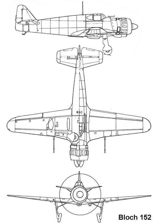 mb152 3v model airplane plan