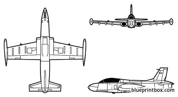 mb 326 model airplane plan