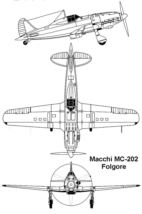 mc202 1 3v model airplane plan