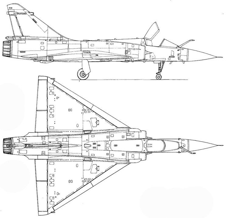 mirage2000c 3v 2 model airplane plan