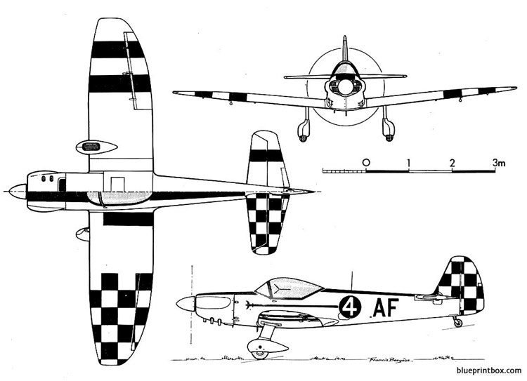 mudry cap 20 2 model airplane plan