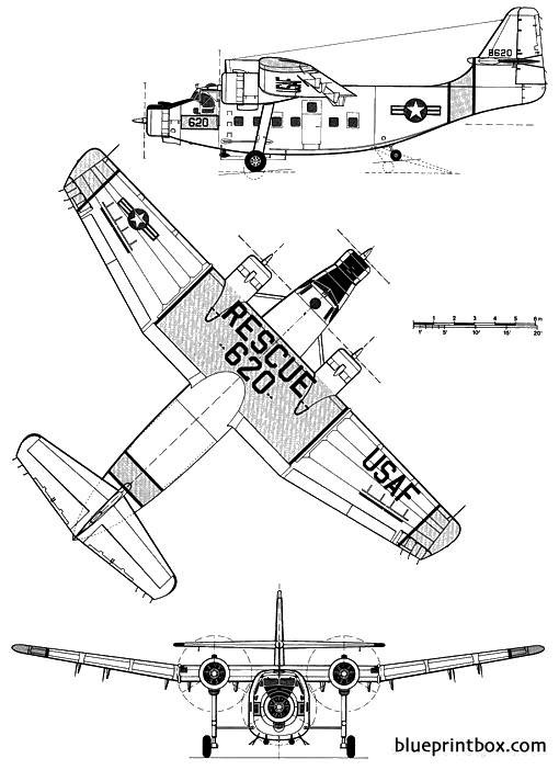 northrop yc 125 raider 2 model airplane plan
