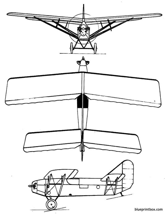 peyret taupin model airplane plan