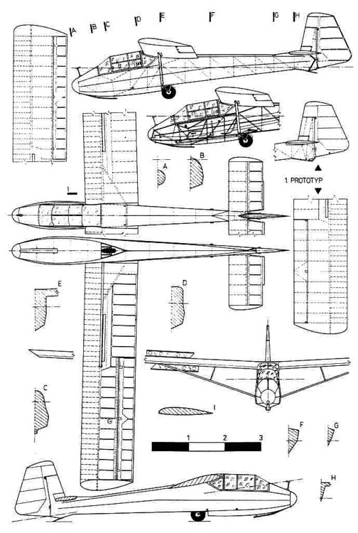 pionyr 3v model airplane plan