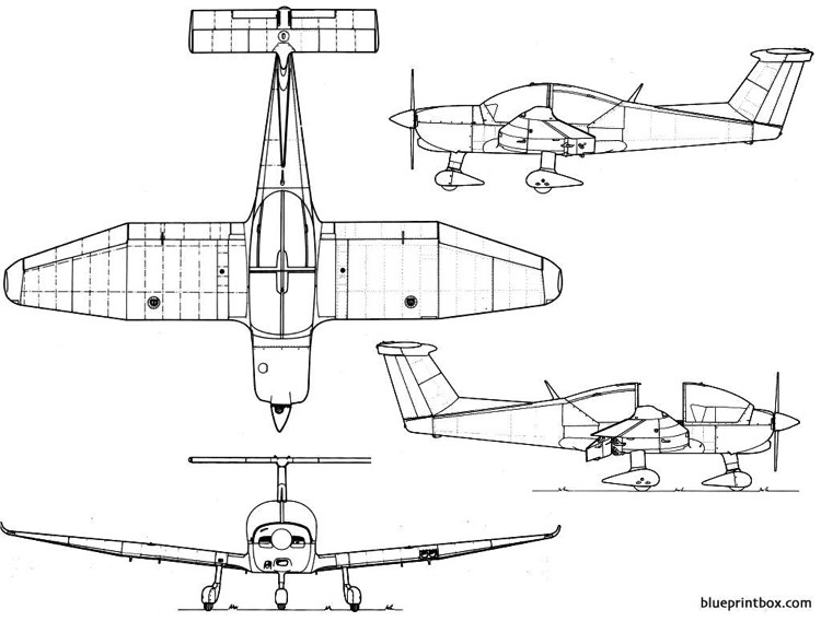 robin r 3140 model airplane plan