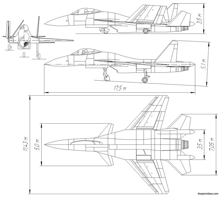 s 56 light frontline fighter project model airplane plan