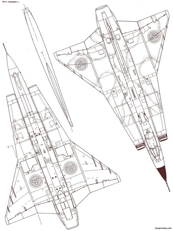 Saab J 35 Draken 8aerofred