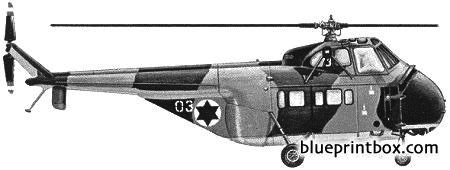 sikorsky s 55 idf 2 model airplane plan