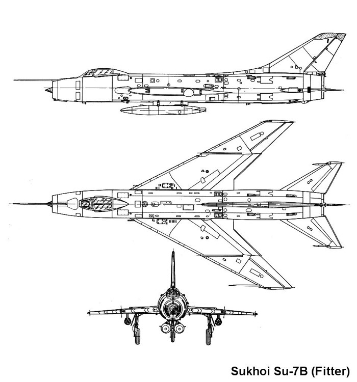su7bm 1 3v model airplane plan