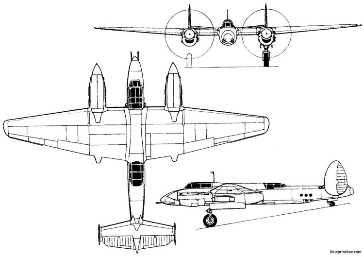 tupolev ant 63p tu 1 1946 russia model airplane plan