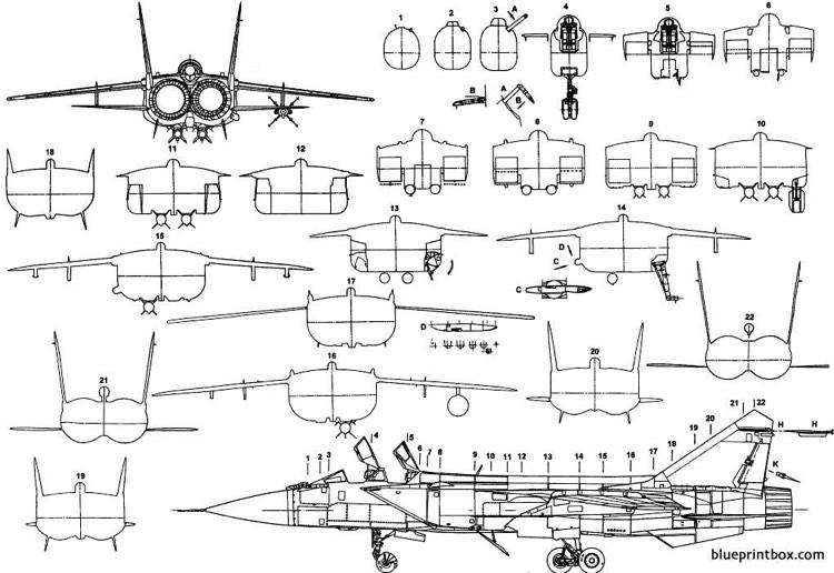 unknown jet plane 09 plans aerofred download free