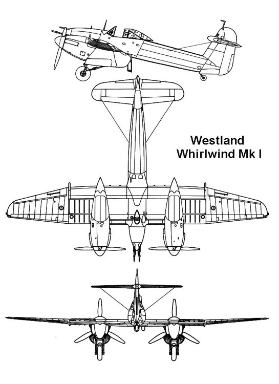 whirlwind 2 3v model airplane plan