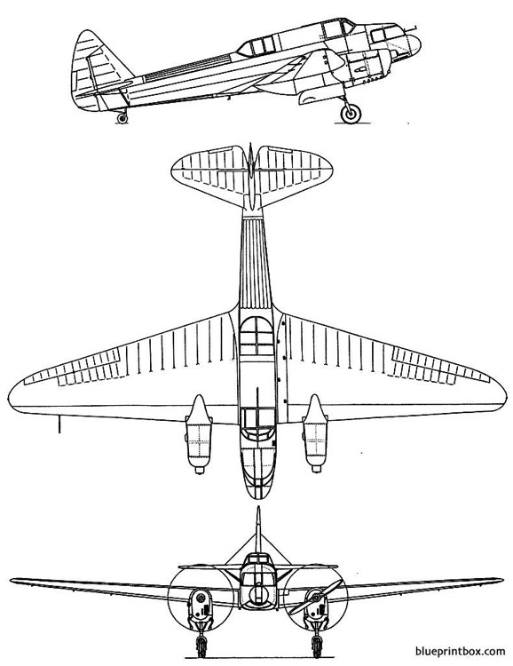yakovlev ut 3 model airplane plan