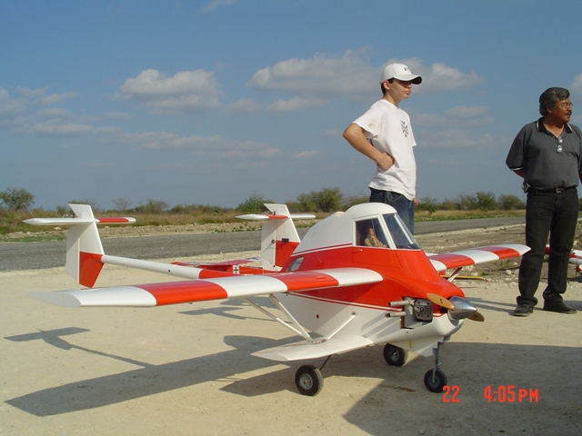 Transavia PL-12 Airtruk model airplane plan