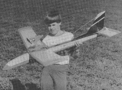 Kadet 2 model airplane plan