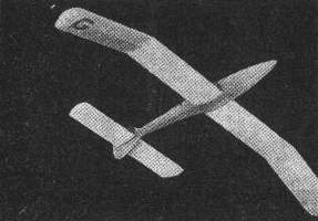 Lulu model airplane plan