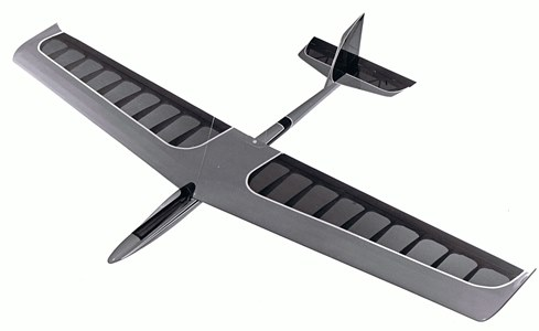 Predator model airplane plan