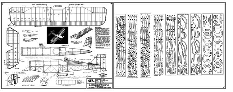 S E  5a Plans - Aerofred