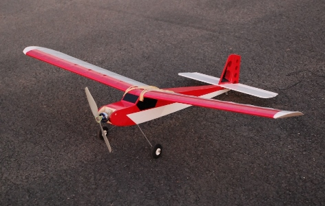Telemaster Junior model airplane plan