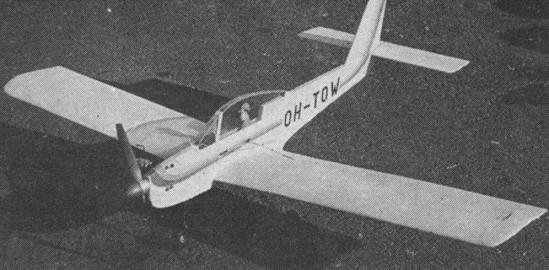 Towmaster model airplane plan