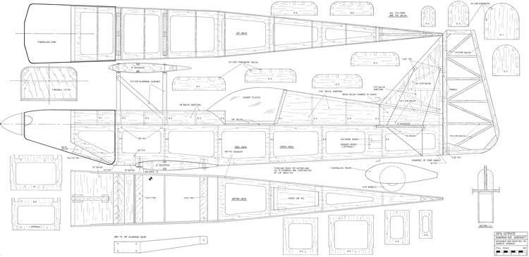 28  ultimate biplane plans - aerofred