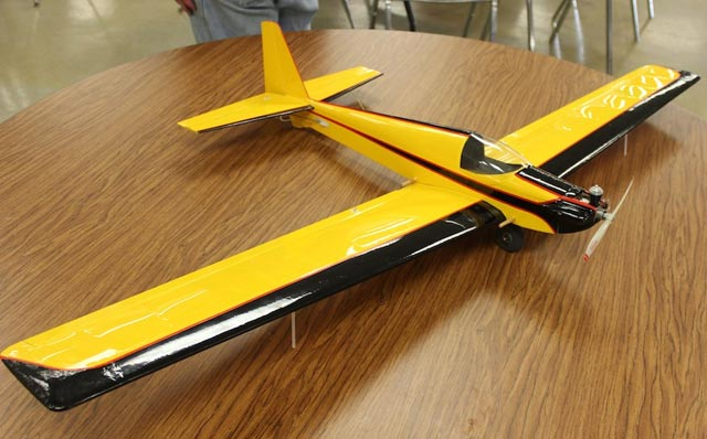FOUR 9 IER  RF-4 model airplane plan