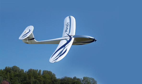 PIUMA model airplane plan