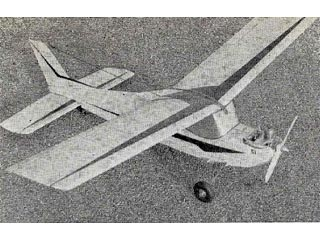 Little Dragon model airplane plan