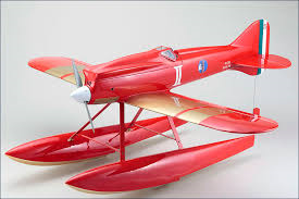 MACCHI M39 model airplane plan